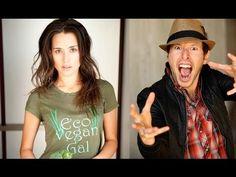 Cauliflower Lentil Tacos | Eco-Vegan Gal & Jason Wrobel Cooking Demo - YouTube