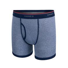 7-Pack Hanes Boys Red Label Ringer Boxer Briefs Underwear - Assorted Colors S-XL #Hanes #BoxerBriefs