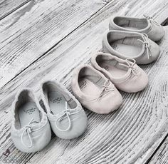 .ღ¸.•❤ baby ballet slippers