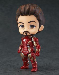 Nendoroid Iron Man Mark 43: Hero's Edition + Ultron Sentries Set - A Rinkya Blog