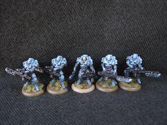 Warzone Resurrection Capitol Heavy Infantry