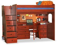 21 Best Loft Bed Images Bed Kid Beds Bunk Beds