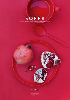 SOFFA magazine 11 TEASER / design travel food people home lifestyle A European magazine about design, travel, food and people, teaser autumn Food Design, Web Design, Design Trends, Print Design, Food Poster Design, Editorial Design, Webdesign Layouts, Promo Flyer, Magazin Covers