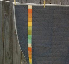 quilt (color and wood)