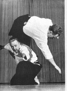 Aikido: Old School