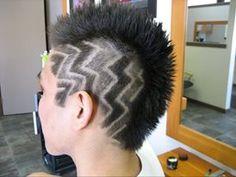 Hair Tattoo, Faded, Hair Art, Men's Cut