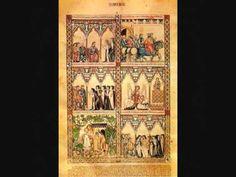 Alfonso X - Cantigas de Santa Maria - SEQUENTIA.wmv (+playlist)