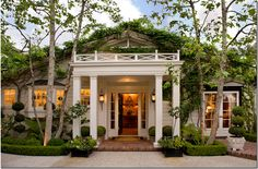 front porch addition to cookie cutter house - Google Search