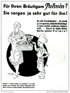 Original-Werbung/ Anzeige 1929 - PALMIN -  ca. 110 X 140 mm