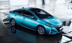 Cool Toyota 2017: European debuts of the new Toyota Prius Plug-in Hybrid and FCV PLUS concept at...  TOYOTA Buzz