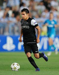 Fútbol de pequeños: Javier Saviola