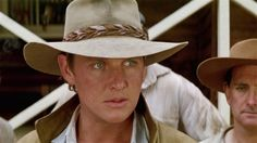 The Man from Snowy River - the hat & layers & just everything about it - I don't think I'd be the same person without having seen it as a kid.