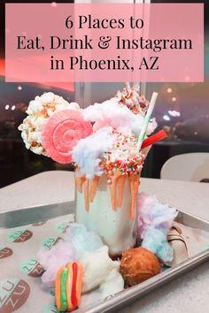 Arizona Road Trip, Arizona Travel, Pheonix Arizona, Dessert Places, Scottsdale Arizona, Tempe Arizona, Sedona Arizona, All I Ever Wanted, Best Places To Eat