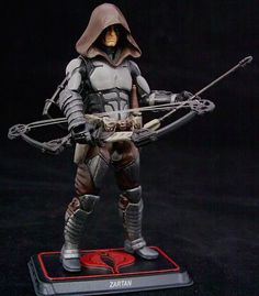 Bad-ass Custom Cobra Zartan - GI Joe News