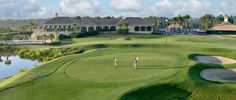 The luxurious LPGA International golf community in Daytona Beach, Florida, offers some of the most spectacular homes for sale in the entire area. This world-class gated community provides 36 holes of championship golf and residences ranging