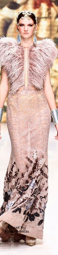 Paris Fall Couture 2016 Sebastian Gunawan ~ ♕♚εїз | BLAIR SPARKLES |