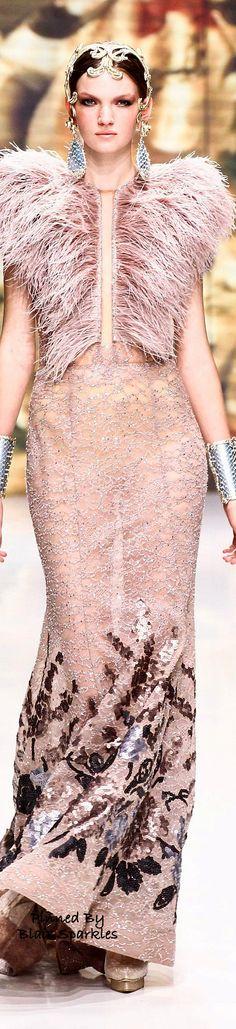 Paris Fall Couture 2016 Sebastian Gunawan ~ ♕♚εїз   BLAIR SPARKLES  