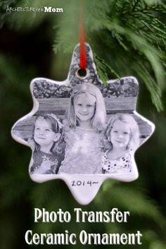 40 DIY Homemade Christmas Ornaments To Decorate the Tree - http://www.bigdiyideas.com