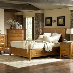 Have to have it. Retreat Storage Panel Bed $1700