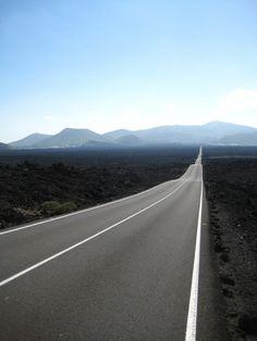 Quiero conducir por esta carretera......