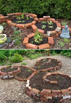 Cool 10 Truly Cool DIY Garden Bed and Planter Ideas For Your Garden https://godiygo.com/2018/04/06/10-truly-cool-diy-garden-bed-and-planter-ideas-for-your-garden/