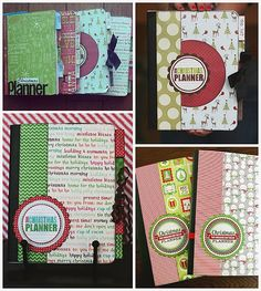 2013 Christmas Planners - Eighteen25