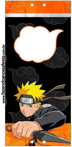 Naruto: Etiquetas para Candy Bar para Imprimir Gratis. Baby Boy 1st Birthday, 10th Birthday, Birthday Parties, Naruto Party Ideas, Party Printables, Free Printables, Naruto Free, Naruto Birthday, Table Labels