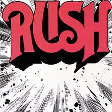 Rush: Self Titled LP, 1974. The debut album by Canadian rock band Rush, released in 1974 and remastered in 1997. Their first release shows much of the hard rock sound typical of many of the popular rock bands emerging from Britain earlier in the decade.