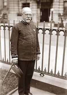 John Philip Sousa. Played MANY of his compositions. The parts for French Horn suck. Lots of up beats.