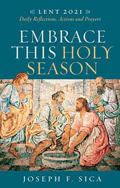 [69¢-$1.49 Lenten Booklets from 23rd Publications] Embrace This Holy Season (Booklet): Daily Reflections, Actions and Prayers for ADULTS