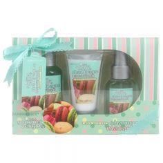 Coffret de Bain Gourmet Delight - Macaron