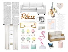 """""""The Love Of Home..."""" by vesnalomen ❤ liked on Polyvore featuring interior, interiors, interior design, home, home decor, interior decorating, Vintage Marquee Lights, Royal Velvet, Bernhardt and Sunset West"""