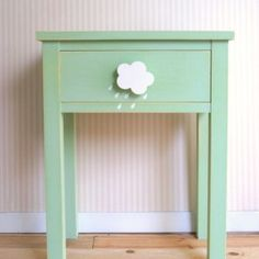 mommo design : In the clouds Upcycled Furniture, Kids Furniture, Painted Furniture, Deco Kids, Kids Decor, Home Decor, Kids Corner, Kid Spaces, Girl Room