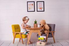 mini armchair by modelina home