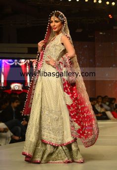 Pakistani Designer Zainab Chottani Bridal Collection Online with Price Latest Zainab Chottani PBCW Bridal Collection at Affordable Prices. Shop the Entire Collection, Designer Zainab Chottani Bridal wear By www.libasgallery.com