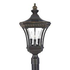 Frontgate Durham Post Mount Lamp
