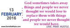Never Imagined (Live. Pray. Hustle. 02/13/16) - http://daniellawhyte.com/never-imagined-live-pray-hustle-021316/ #liveprayhustle