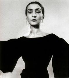 Pina Bausch (1940-2009): German performer of modern dance, choreographer, dance teacher and ballet director.