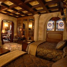 disney dreams | Disney World: Cinderella's Castle Suite view of Fantasyland - Submit ...