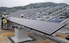 ISE, Total, SunPower start building 27-MW solar park in Japan - SeeNews Renewables