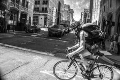 Photographing the Bike Messenger Boom