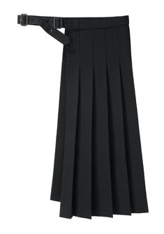 Visions of the Future: Yohji Yamamoto / Pleated Wrap Skirt Yohji Yamamoto, Man Skirt, Style Masculin, Fashion Details, Fashion Design, Mode Chic, Mode Hijab, Dark Fashion, Gothic Fashion