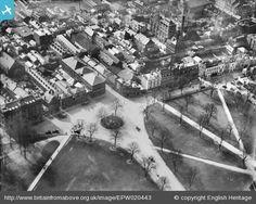 Houndwell Park and Polymond Tower, Southampton, 1928