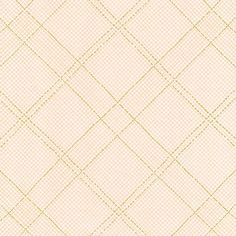 Carkai Grid Diamond in Ice Peach Metallic, Carolyn Friedlander, Robert Kaufman Fabrics, Cotton Baby Girl Bedding, Pink Bedding, Mini Crib, Crib Sheets, Changing Pad, Pink And Gold, Fabric Design, Printing On Fabric, Peace