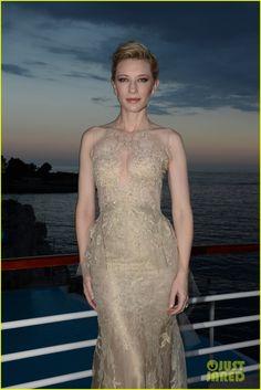 Cate Blanchett in Armani Prive at the 2014 Cannes film festival
