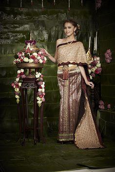 Thaï wedding dress