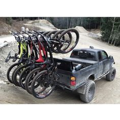 A rack like this would be awesome!