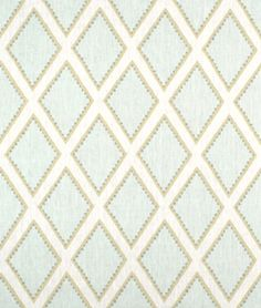 Shop Portfolio Brookhaven Celadon Fabric at onlinefabricstore.net for $31.45/ Yard. Best Price & Service.
