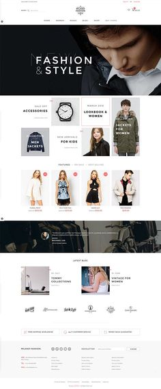 300 Best Fashion Website Design Inspiration Images Website Design Inspiration Website Design Fashion Website Design