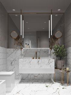 35+ Majestic Gold Accents In Interior Design Ideas #interiordesignideas